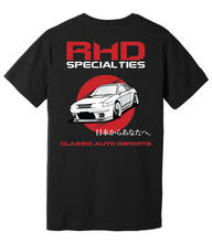 Load image into Gallery viewer, Nissan Skyline R32 Style T-Shirt