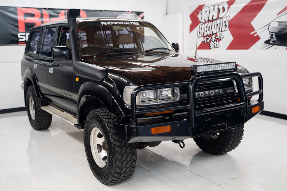 1990 Toyota Land Cruiser *SOLD*