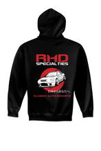 Load image into Gallery viewer, RHD R32 Skyline Style Hoodie