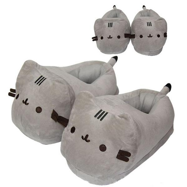 Japanese Cat Slippers