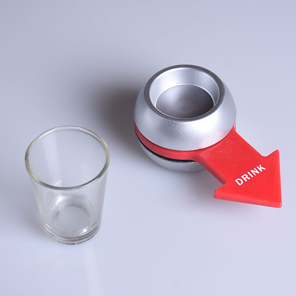 UR TURN™- THE ULTIMATE SHOT GLASS DRINKING GAME