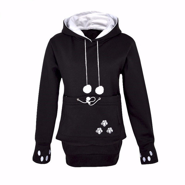 Pawy™ - The Amazing Hoodie With Cuddle Pouch