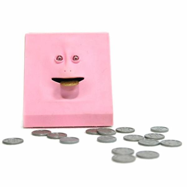 Coin Eating Face Bank