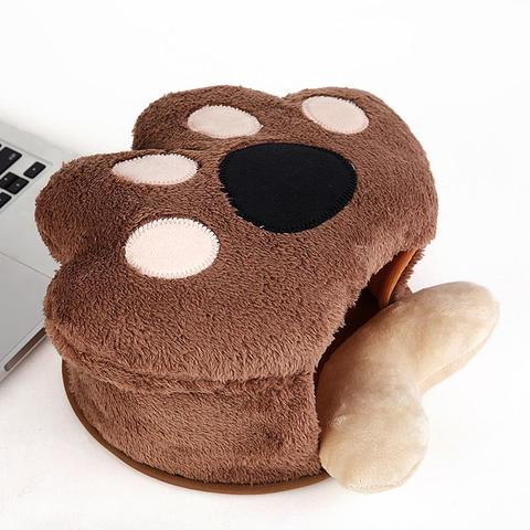 USB HEATED PAW MOUSEPAD
