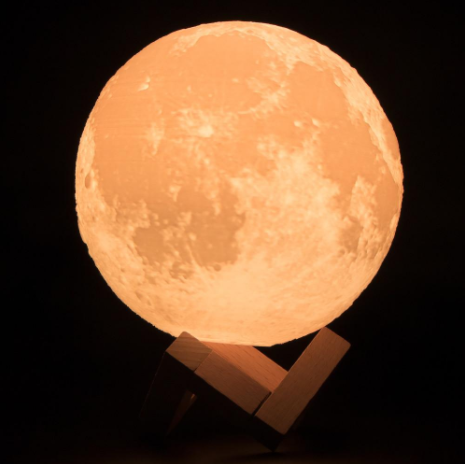 LUNA - ENCHANTING MOON NIGHT LIGHT