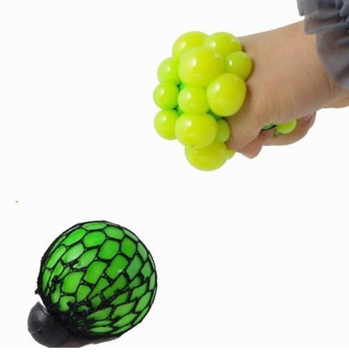 Anti-Stress & Sensory Grape Ball