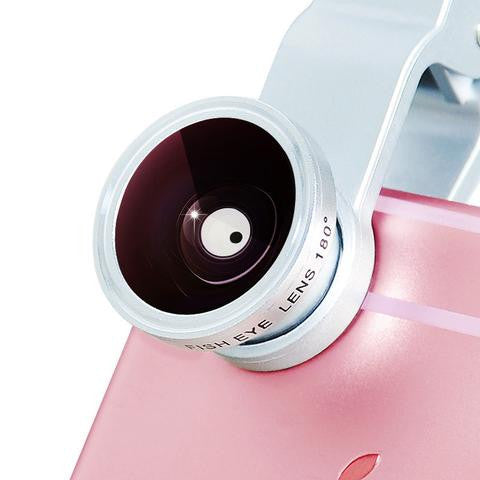 Camera Lens Kit- IPhone And Android