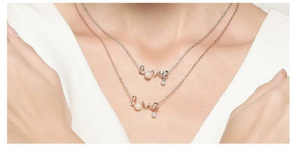 Fashion - Love - The Vintage Necklace