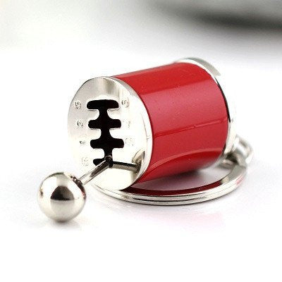 GEAR SHIFT KEYCHAINS FOR CAR LOVERS
