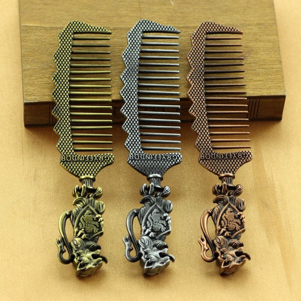 Hogwarts Magic Combs - Gryffindor - Hufflepuff - Ravenclaw - Slytherin