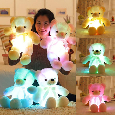 Home Decor - LED Plush Teddy Bear
