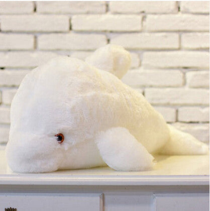 Luminous Dolphin Plush