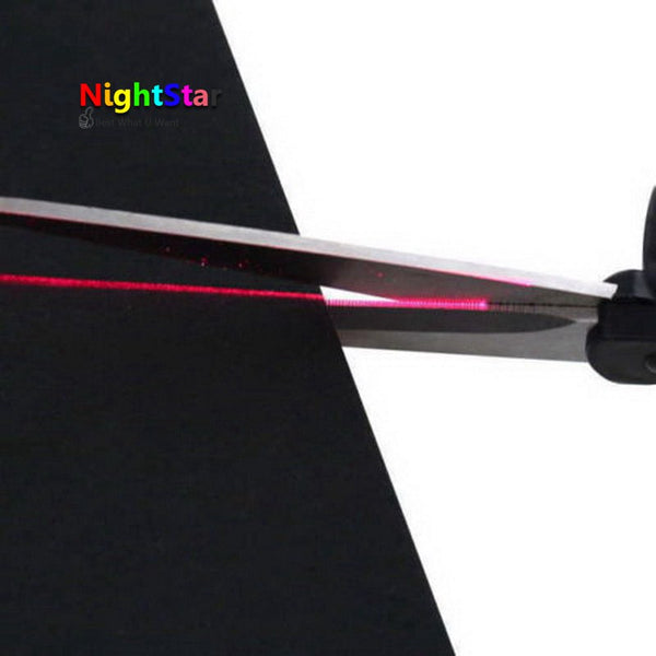 Popular New Professional Laser Guided Scissors For home