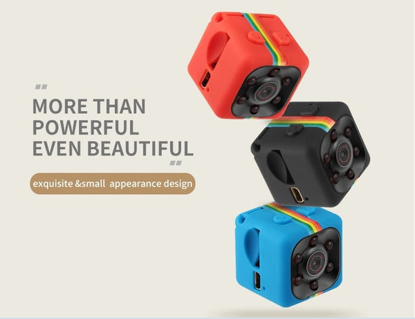 Newest Hot Mini Camera SQ8 SQ9 SQ11 HD Camcorder HD Night Vision Mini Camera 1080P Aerial Sports Mini DV Voice Video Recorder