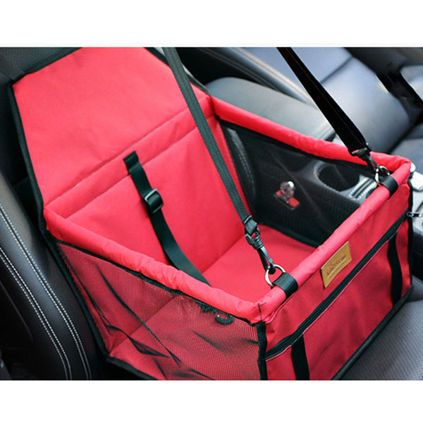 Pet Carrier Travel Carrying Bag  for Dogs Car Seat Pad Cover Rear Back Seat Dog Basket Rear Seat Hammock Dog Carrier