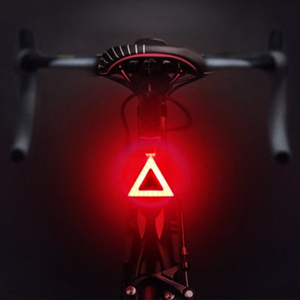 Multi Lighting Modes Bicycle Light USB Charge Led Bike Light Flash Tail Rear Bicycle Lights for Mountains Bike Seatpost