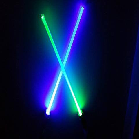ROGUE LIGHTSABER - COLOR CHANGING WITH SOUNDS!
