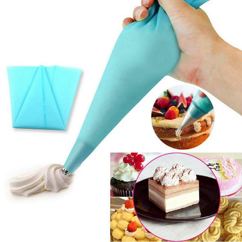 Silicone Pastry Piping Bag