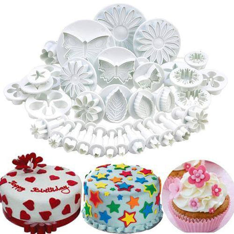 SuperBake™- The Ultimate Baker's Kit Set (33pcs)