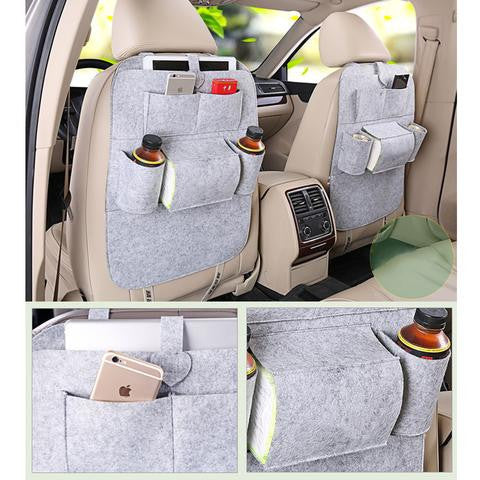 TidyMe™ - The Amazing Car Backseat Organizer