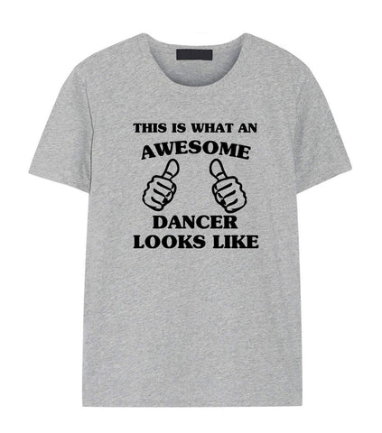 Dancer shirt, Dancer Gift, Awesome Dancer t shirt-WaryaTshirts