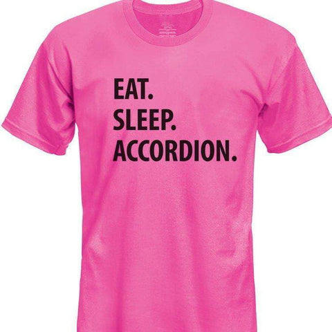 Eat Sleep Accordion T-Shirt Kids