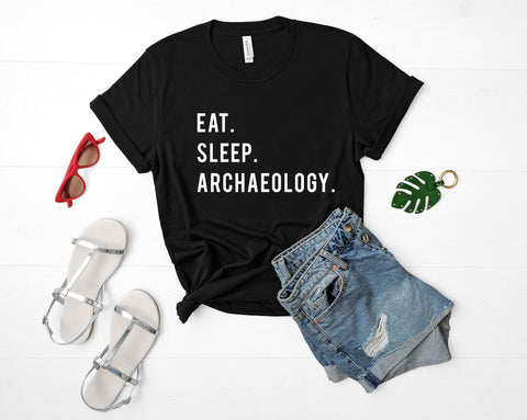 Eat Sleep Archaeology T-Shirt