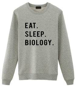 Eat Sleep Biology Sweater