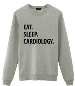 Eat Sleep Cardiology Sweater