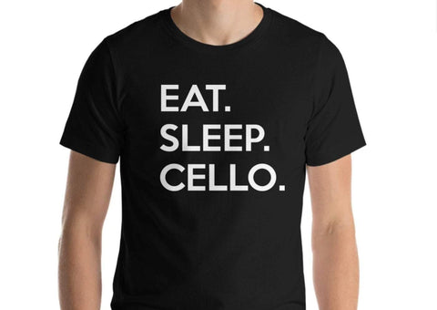 Eat Sleep Cello T-Shirt