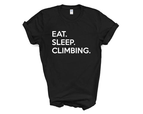Eat Sleep Climbing T-Shirt