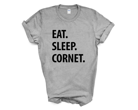 Eat Sleep Cornet T-Shirt