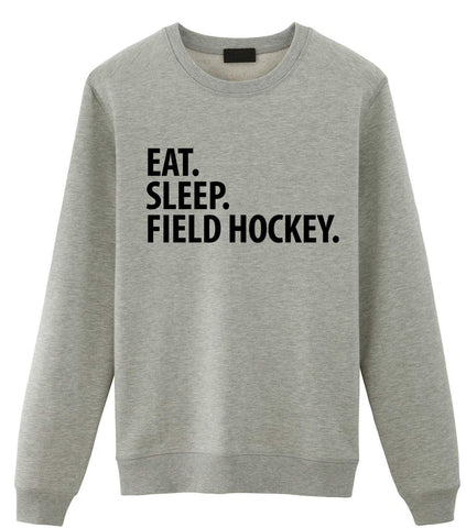 Eat Sleep Field Hockey Sweatshirt-WaryaTshirts