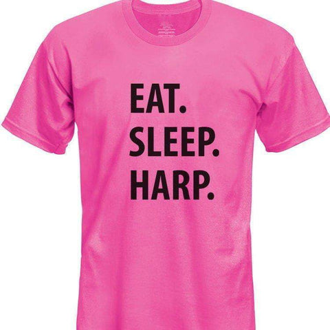 Eat Sleep Harp T-Shirt Kids