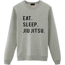 Eat Sleep Jiu Jitsu Sweater