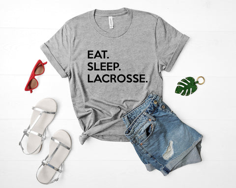 Eat Sleep Lacrosse T-Shirt