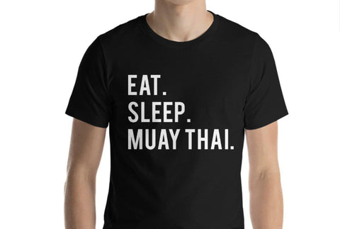 Eat Sleep Muay Thai T-Shirt