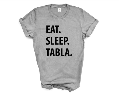 Eat Sleep Tabla T-Shirt