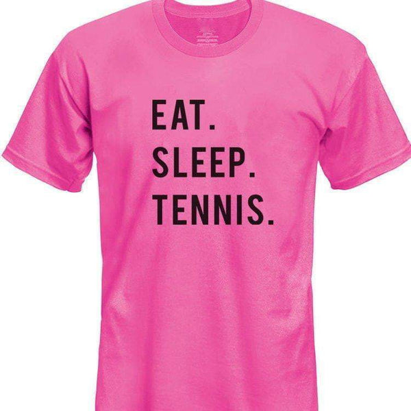 Eat Sleep Tennis T-Shirt Kids