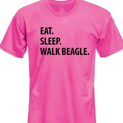 Eat Sleep Walk Beagle T-Shirt Kids