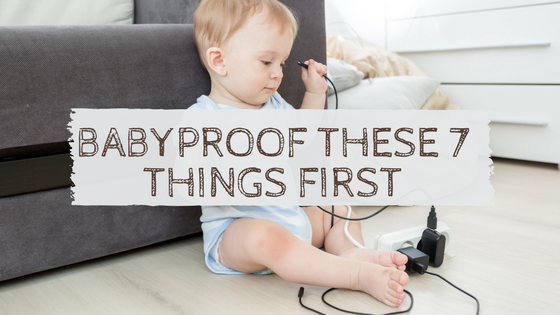 How to Efficiently Babyproof Your Home?