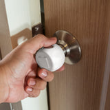 Door Knob Cover Child Safety Cover Proof for Door Handle- 4 Pack