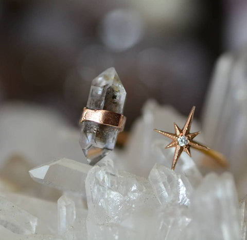 Stardust Ring - Magick Alchemy