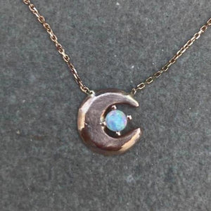Moon Sign Necklace - Magick Alchemy