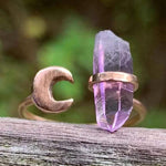 Selene Ring - Magick Alchemy
