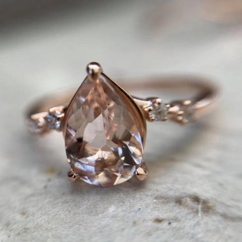 Pear Ring