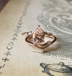 Pear Ring - Magick Alchemy