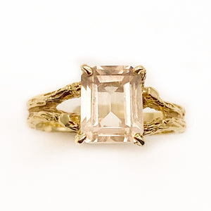 Topaz Branch Ring