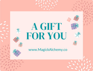 Magick Alchemy Gift Card