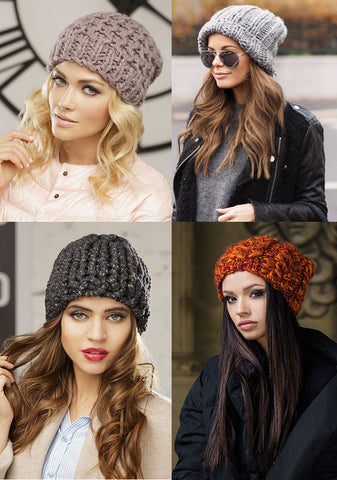 Top 3 Fall Winter 2017-2018 Knitted Hats Trends - TwigTone 0939d894f6f